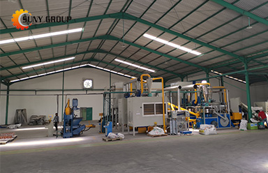 Copper wire recycling machine is the hot product in recycling industry
