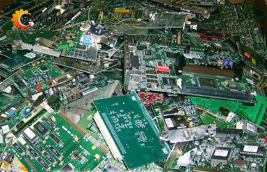 How to recycling the Non-ferrous metals from waste pcb