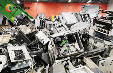 E-scrap recyclers potential for 'huge profits'
