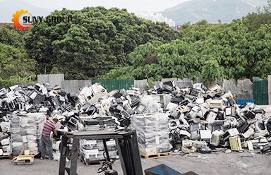 Electronics Waste Recycling Business Opportunities