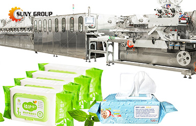 How to choose the suitable wet wipes packaging machine
