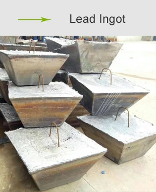Lead Smelting Cupola Furnace Final Product