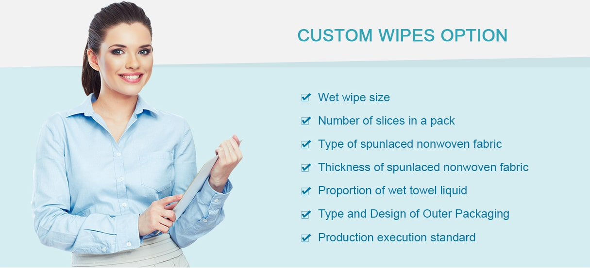 Wet Wipes OEM
